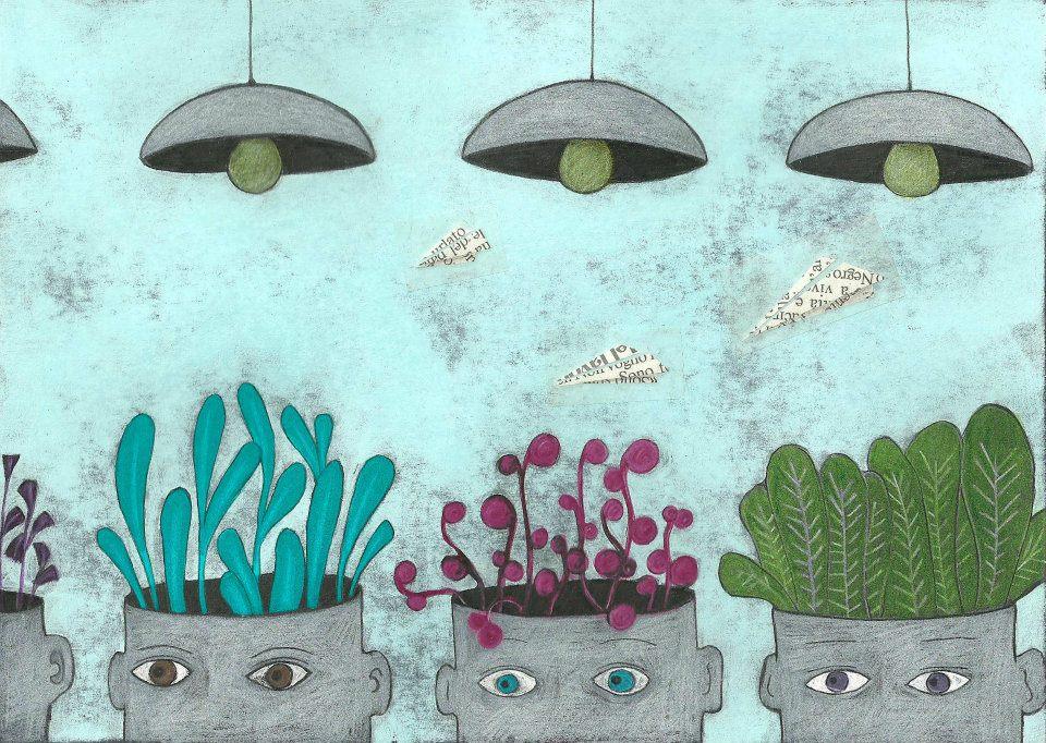 Jessica Fabrizi - Sezione Illustrazione 2011