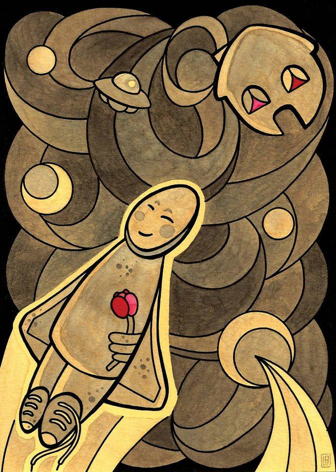 Luca Braidotti - Sezione Illustrazione 2011