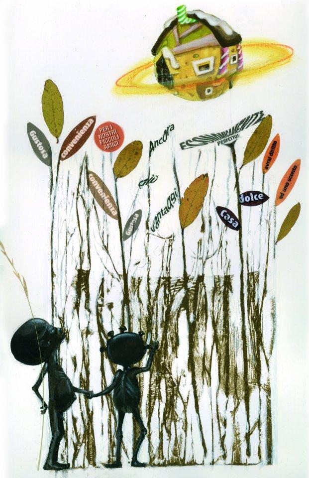 Manuela Marchesan - Sezione Illustrazione 2011