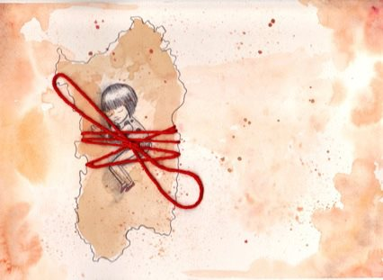 Valeria Zaccheddu Menzione Itaca - Illustrazione 2012