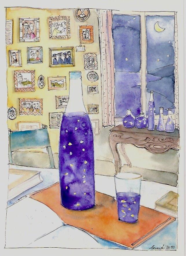 Cristina Berardi Itaca_Contest Illustrazione 2012