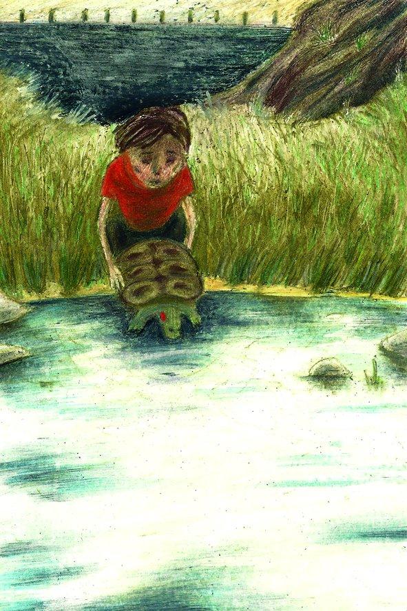 Mattia Camangi Itaca_Contest Illustrazione 2012