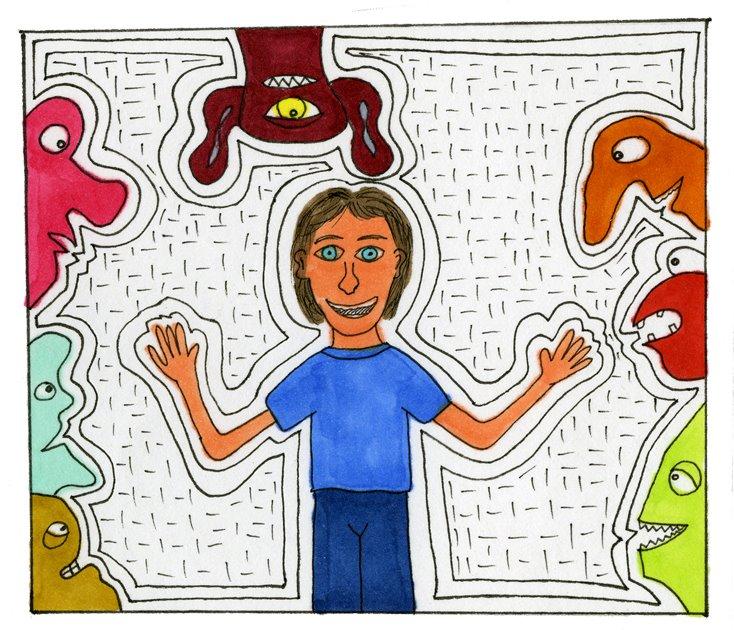 Ryan Zufryden Itaca_Contest Illustrazione 2012