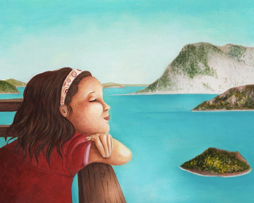 Arianna Usai Itaca_Contest Illustrazione 2012