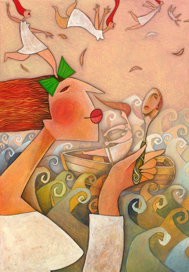 Enzo De Giorgi Itaca_Contest Illustrazione 2012