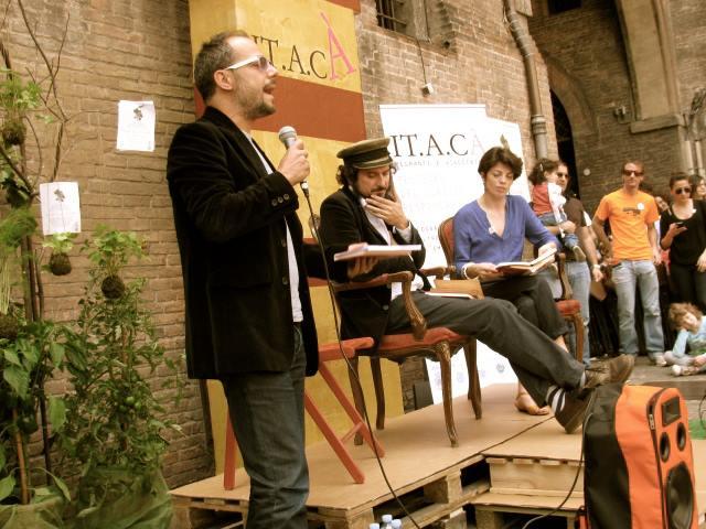 Vinicio Capossela - intervista - itaca