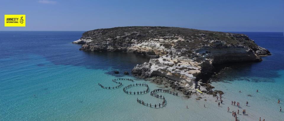 Lampedusa L Isola Che C E Venerdi 6 Giugno A It A Ca Itaca