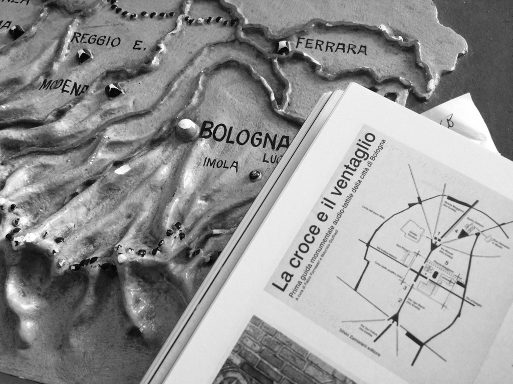 Guida audiotattile di bologna_itaca