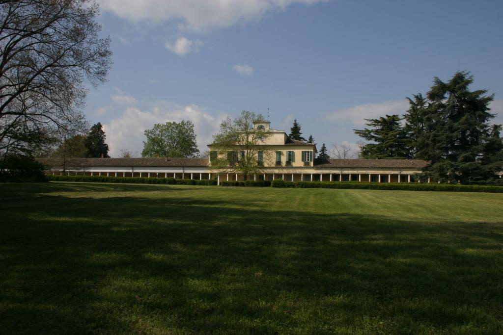 Il casinetto dei Boschi di Carrega Foto Archivio Parchi del Ducato