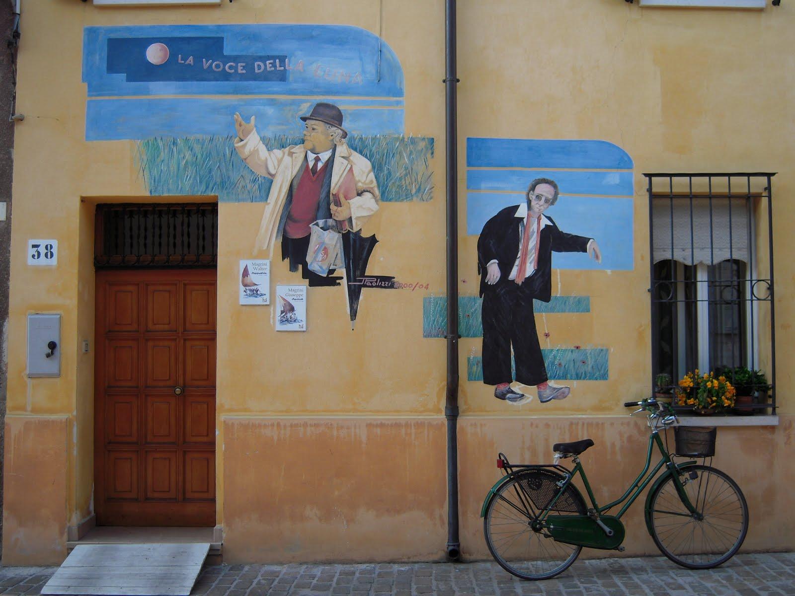 Rimini - borgo san giuliano