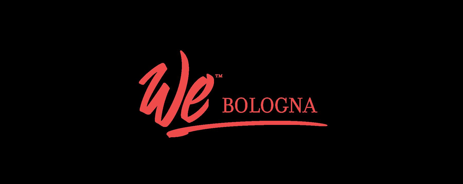 We_Bologna logo