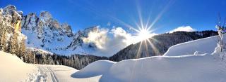 vacanze sulla neve trentino