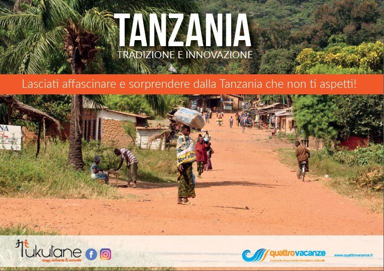 Tanzania_tradizione e innovazione_locandina
