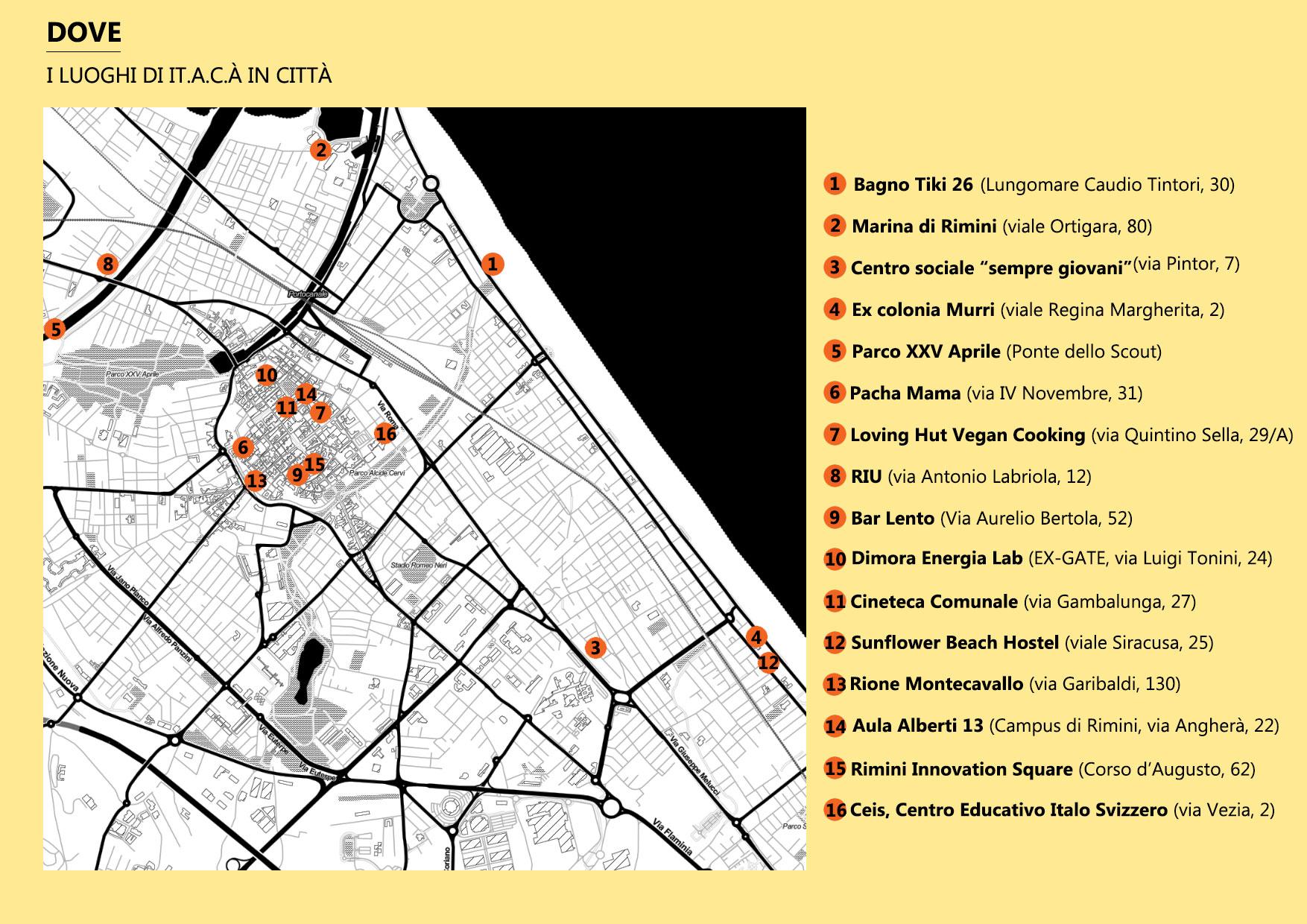 mappa-rimini-itacà città - ITACA