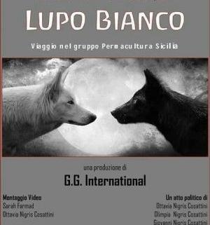 Risultati immagini per lupo nero lupo bianco permacultura