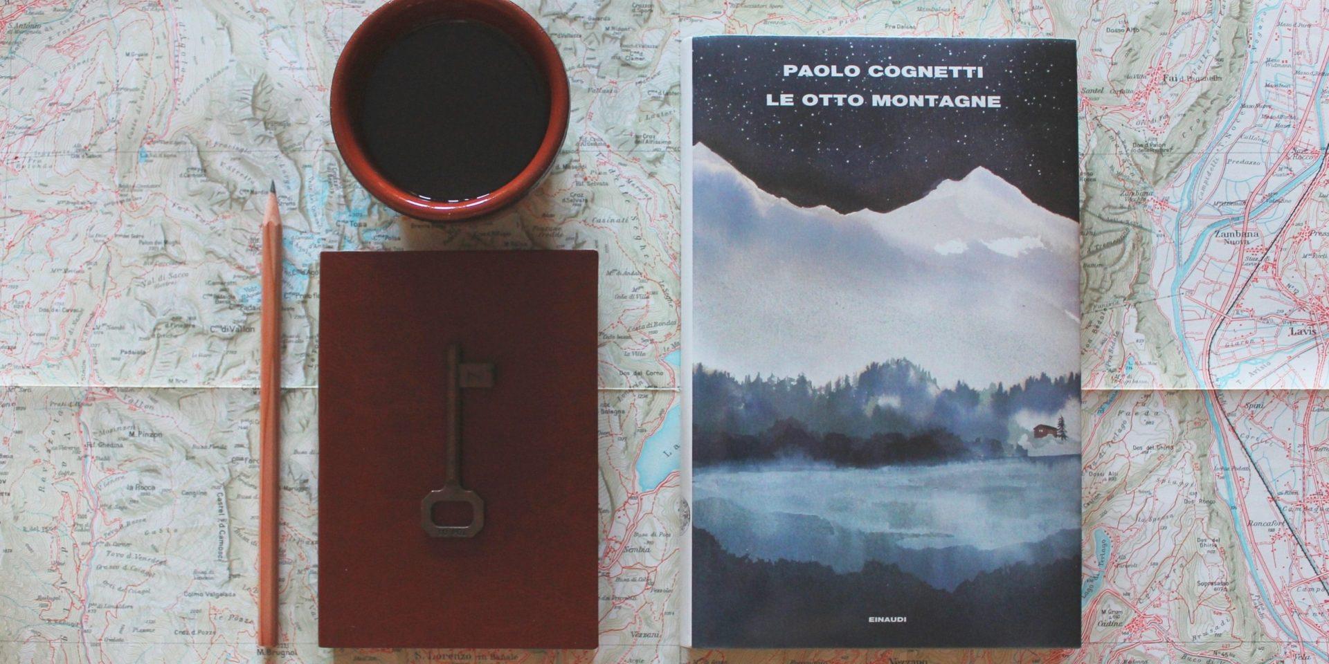 """Itacà   Libro """"Le otto montagne""""  Intervista a Paolo Cognetti"""