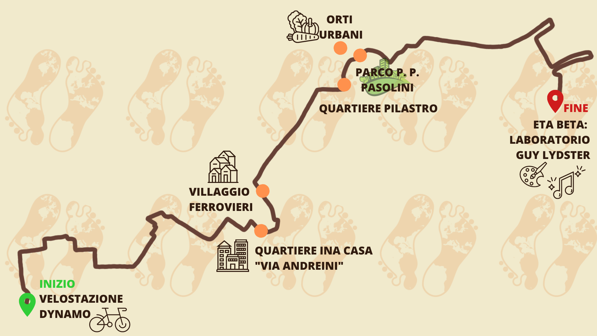 Itacà | Bologna 2021 | Paesaggi Urbani 2