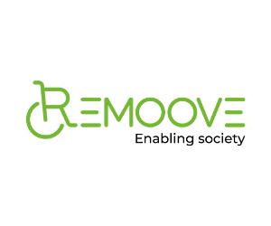 Logo Remoove 2021 partner nazionale di itaca