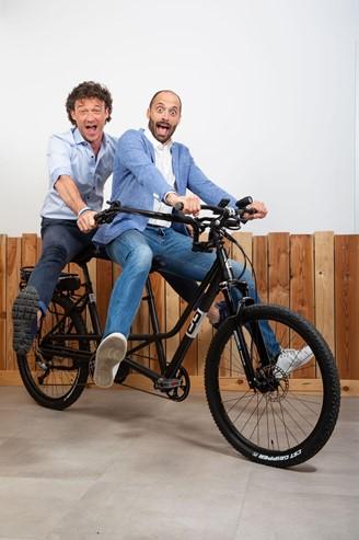 Andrea Tomasoni e Mattia Bonanome