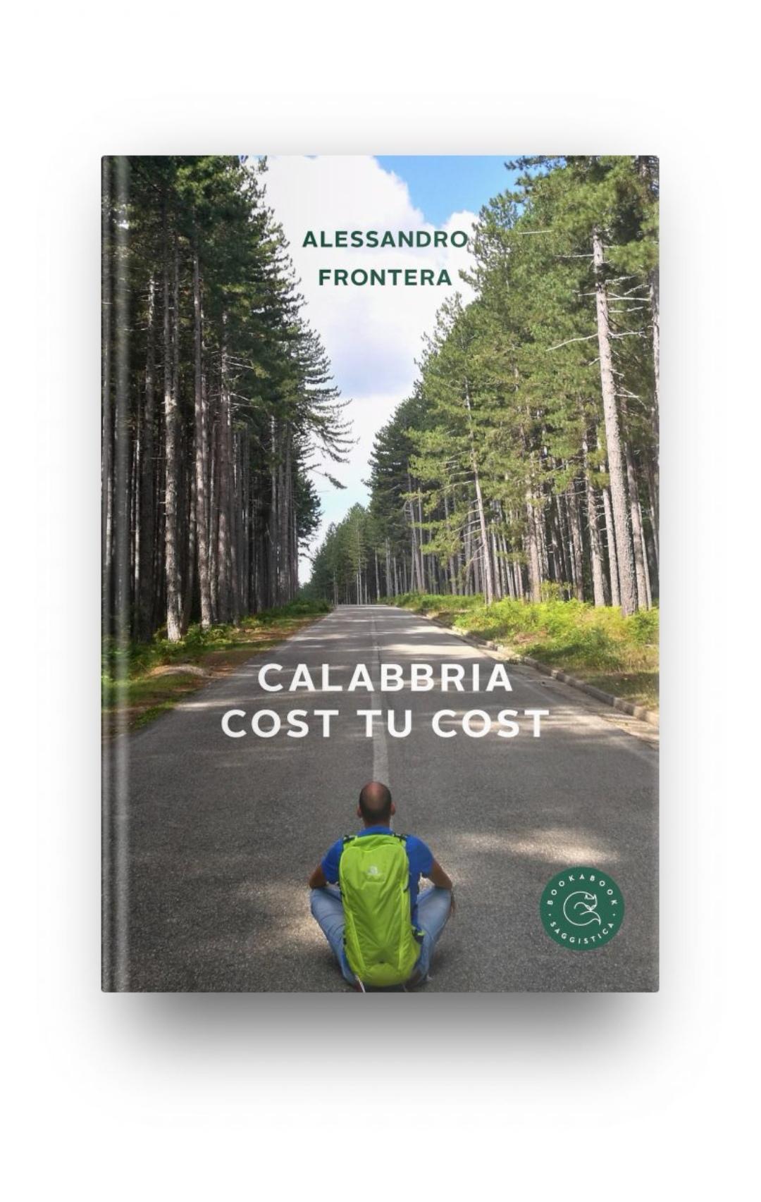 Copertina libero Calabria Coast to Coast