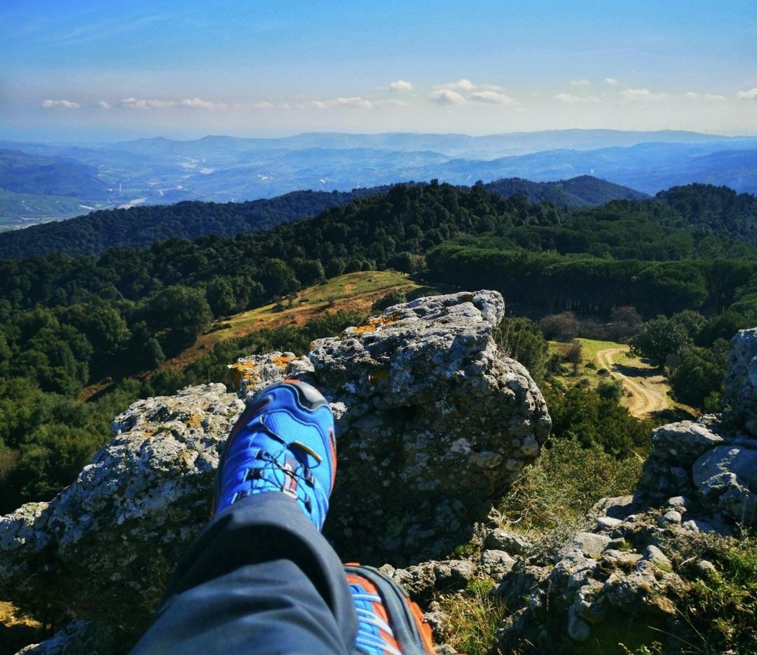 foto colline crotonesi