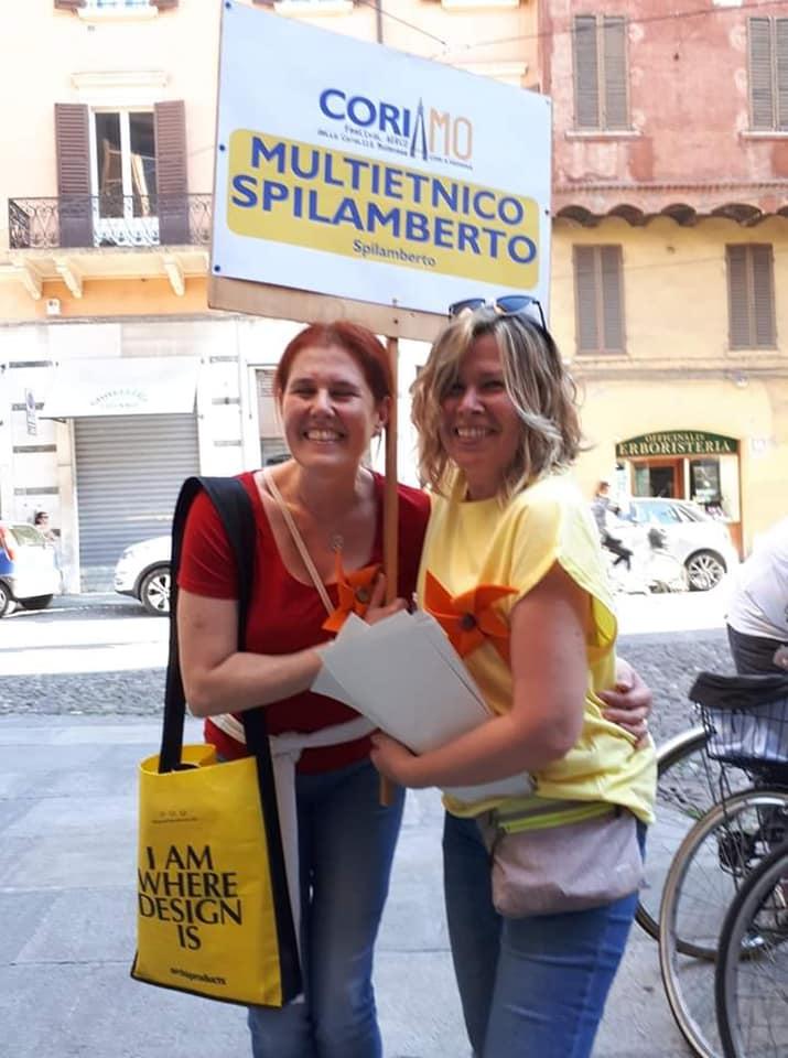 Intervista a Nicoletta Giugni coro multietnico Tappa itaca spilamberto